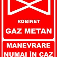Indicator de securitate psi Robinet gaz metan