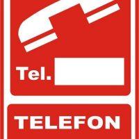 Indicator de securitate psi Telefon pompieri
