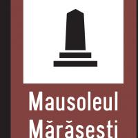 Indicator rutier de informare turistică T3 Monument