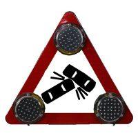 Indicator cu LED-uri Accident