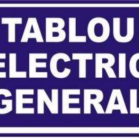 "Indicator de securitate de informare generala ""Tablou electric general"""