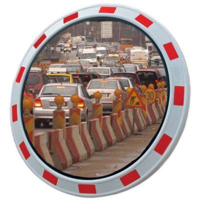Oglinda stradala alba 80cm